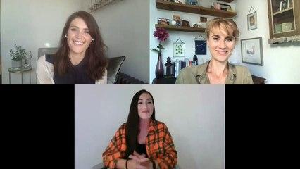 Summerland: Gemma Arterton & Jessica Swale talk optimism