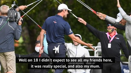'It was really special' - Paratore claims second European Tour crown