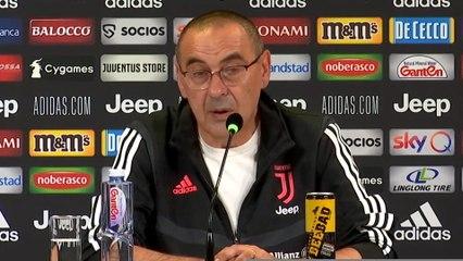 Sarri praises Juventus amid 'most difficult season' in history of Italian football