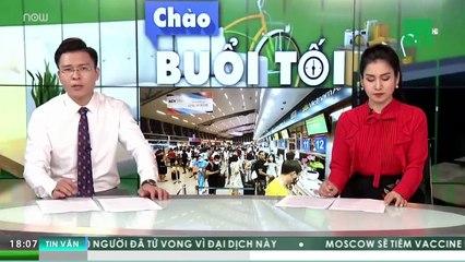 Đà Nẵng bác bỏ thông tin du khách đồng loạt hủy tour, sân bay vỡ trận | VTC
