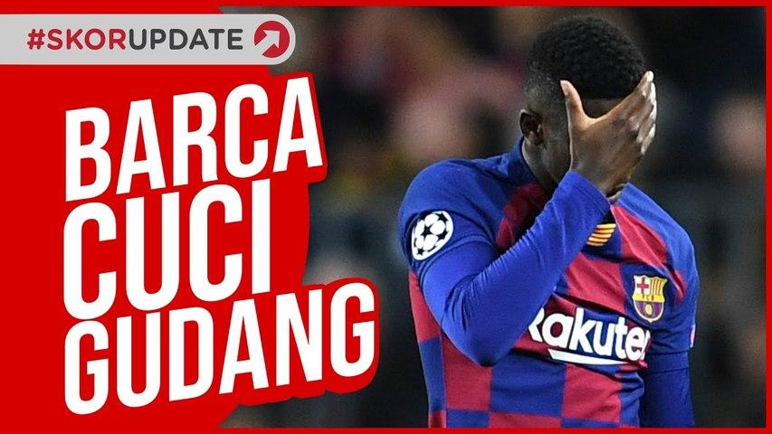 WOW CUCI GUDANG, BARCELONA MAU JUAL SELUSIN PEMAIN !!!