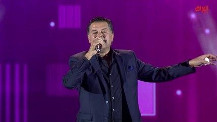نسيني الدنيا نسيني العالم.. راغب يشارك الجمهور غناء أغنيته الشهيرة