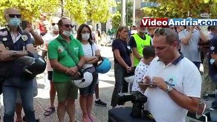 """I raduno nazionale del Vespa Club Andria """"A spasso sulle Murge"""""""
