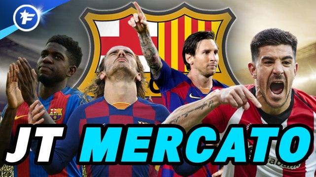 Journal du Mercato : le Barça s'agite en coulisses