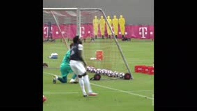 Amical : Bayern - Sané à l'entraînement avant de retrouver l'OM