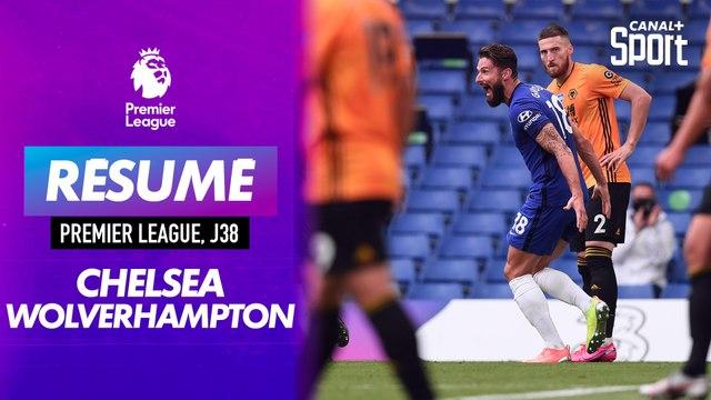 Le résumé de Chelsea / Wolverhampton