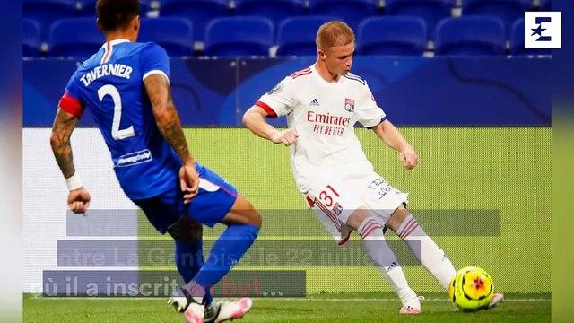 """Melvin """"wunder"""" Bard : le jeune Lyonnais qui intéressait le Bayern"""
