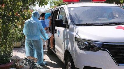Ba đội công tác đặc biệt chi viện Đà Nẵng | VTC