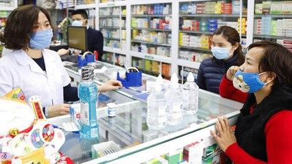Mua thuốc hạ sốt phải để lại thông tin cá nhân | VTC
