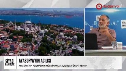 Ayasofya'nın Açılışı | Kadın Cinayetleri | Azerbaycan-Ermenistan Çatışması