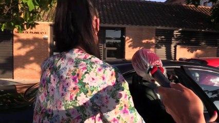 Alejandra Rubio tras reconocer su reconciliación con Álvaro Lobo