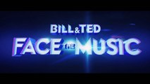 BILL & TED : Face The Music Official Trailer  (2020) Keanu Reeves, Alex Winter Movie