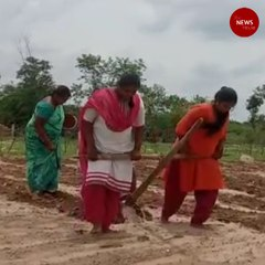 Sonu Sood sends tractor to Andhra sisters who were seen ploughing father's field