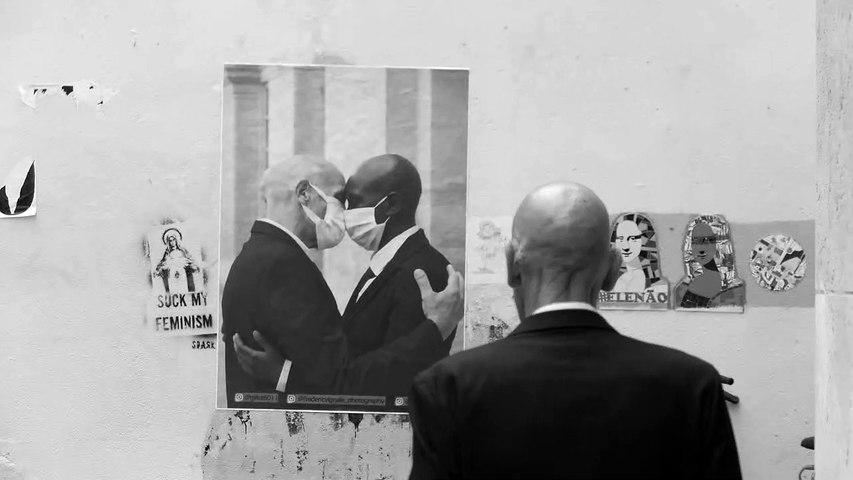 La baiser