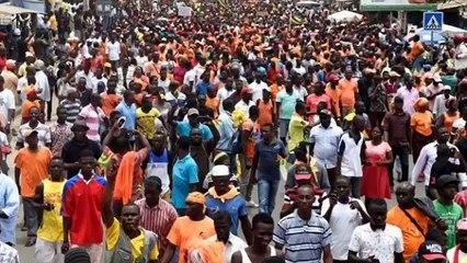 Manifestation du 1er Août : Mgr Kpodzro sonne la mobilisation pour bouter dehors le régime de Faure Gnassingbé