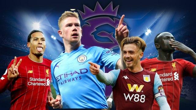 Le XI de la saison 2019-20 de la Premier League