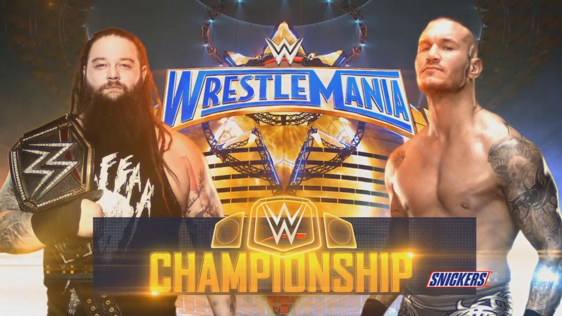 Bray Wyatt vs Randy Orton - WrestleMania 33 - Official Promo - Vídeo  Dailymotion