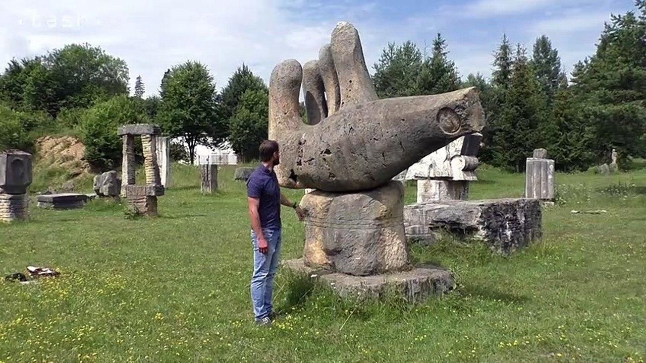 """""""Malé slovenské Stonehenge"""" ukrýva obec Vyšné Ružbachy"""
