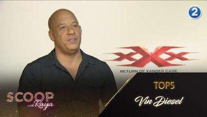 أجمل 5 مقابلات مع Vin Diesel