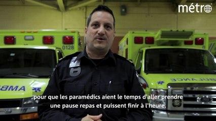 Passion: ambulanciers