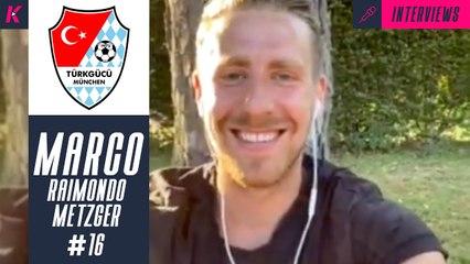 450€-Profi, Wechsel zu Türkgücü München und eine bewegte Karriere: Marco Raimondo-Metzger im Talk