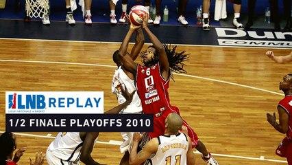 Replay : Gravelines - Cholet, la 1/2 finale retour des Playoffs 2010 !