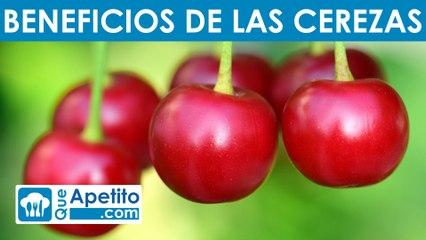 8 propiedades y beneficios de las cerezas   QueApetito