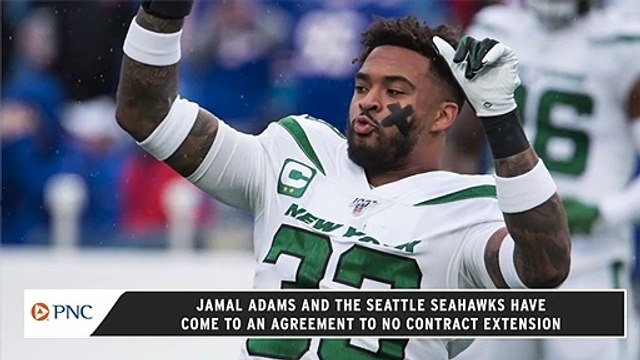 Jamal Adams And Seahawks Come To Agreement