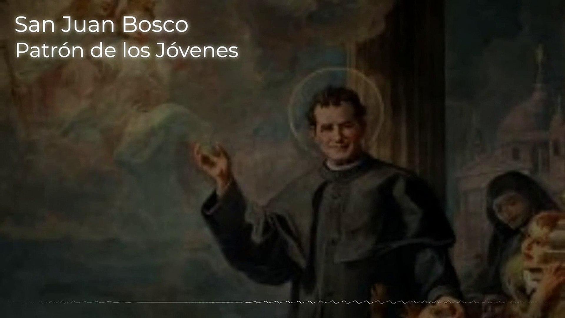 Don Bosco. Audio-biografia de San juan Bosco, patron de los jovenes