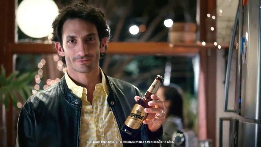 Publicidad Cerveza IMPERIAL - Bienvenidos al Club Imperial - Juan Minujin