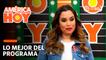 América Hoy: Ethel Pozo lloró al recordar gran gesto de Augusto Polo Campos con Gisela Valcárcel