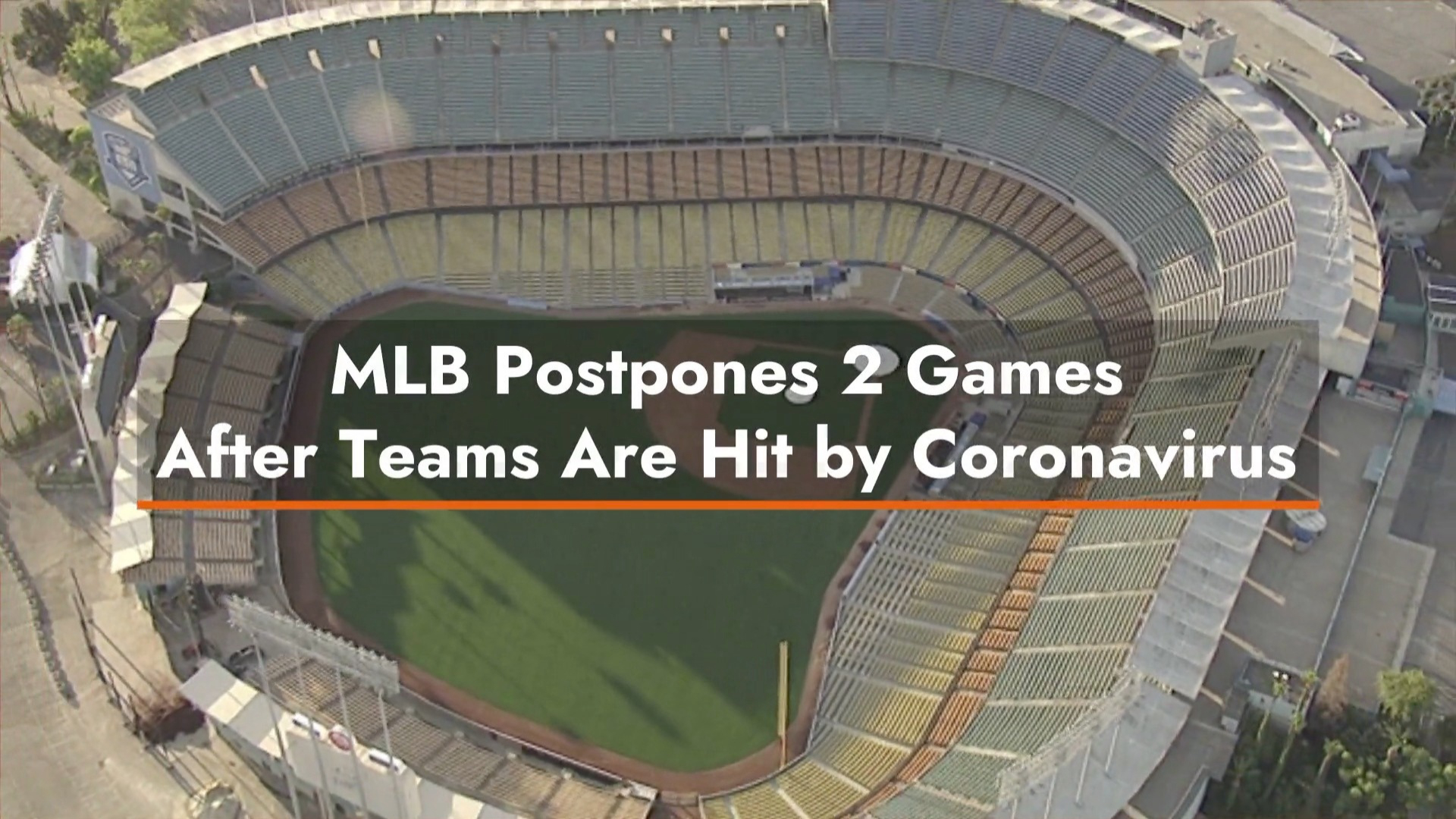 MLB Postponements