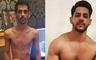 Il défie la maladie défie en faisant de la musculation, sa transformation est dingue