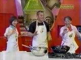 サンラータン麺(酸辣湯麺 )ゲスト:松平健 松儙サンバ�