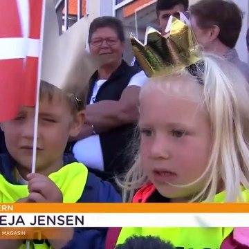 Royal Kavalkade | 2014 | Midt & Vestjylland | 01-01-2015 | TV MIDTVEST @ TV2 Danmark