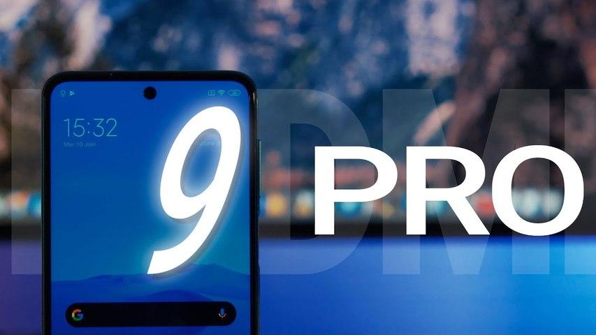 Test du Redmi Note 9 Pro