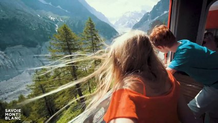 Spot Savoie Mont-Blanc : l'été retrouvé