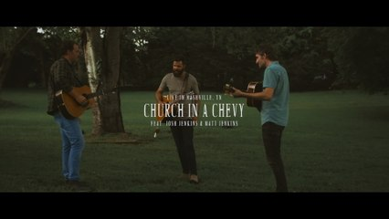 Jordan Davis - Church In A Chevy