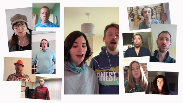 Gareth Malone's Great British Home Chorus - You Are My Sunshine