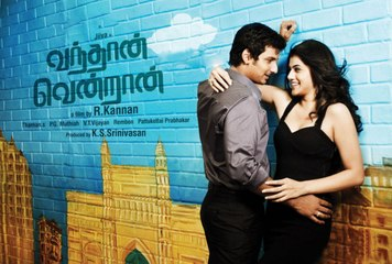 Tamil Superhit Movie Vanthaan Vendraan  Jiiva Taapsee Santhanam