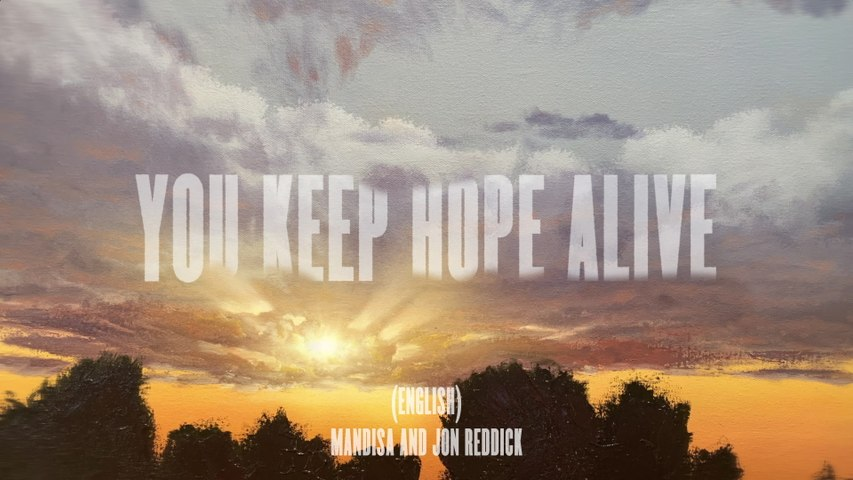 Mandisa - You Keep Hope Alive