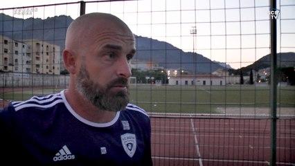 Corte 1-0 Bastia : Réaction de M. Chabert