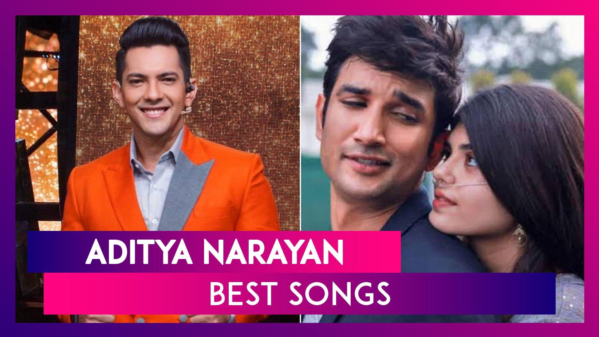 Aditya Narayan Birthday 7 Songs That Speak For His Versatility As An Artist Video Dailymotion