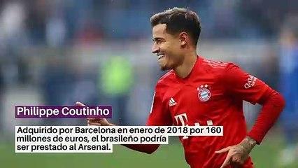 Coutinho, Aurier, M'Vila: todas las noticias de mercato del día
