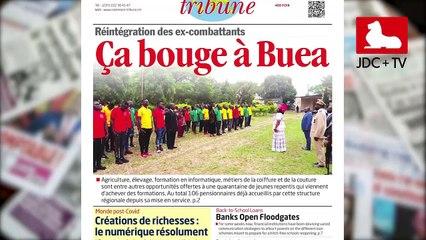 REVUE DE PRESSE CAMEROUNAISE DU 06 AOÛT 2020