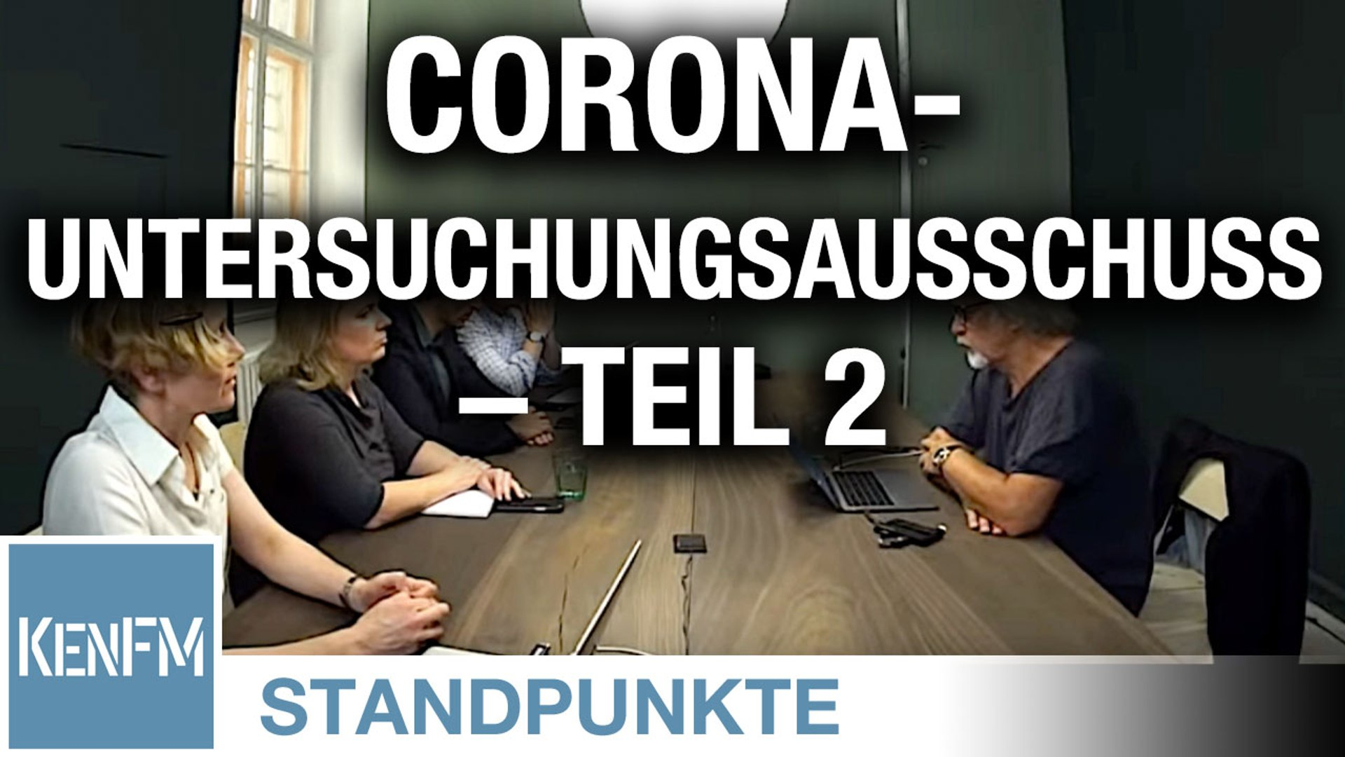 Corona-Untersuchungsausschuss – Teil 2 | Von Jochen Mitschka
