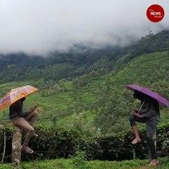 In Kerala's Idukki, children walk long distances to access mobile signal for online class