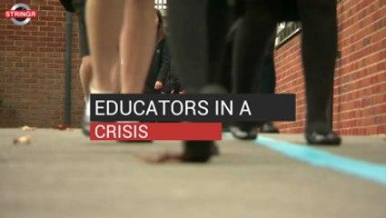 Educators In A Crisis