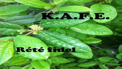KAFE - RETE FIDEL