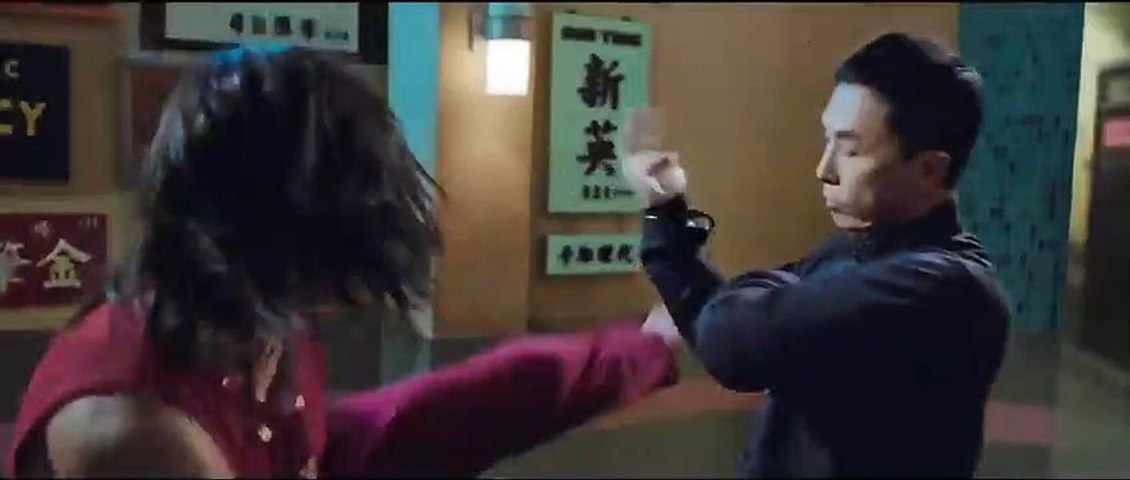 IP Man 3 || Donnie Yen || IP man 3 best fight || Danny Chan Kwok-kwan || Lynn Hung || Karena Ng|| chinese action movie | Godialy.com